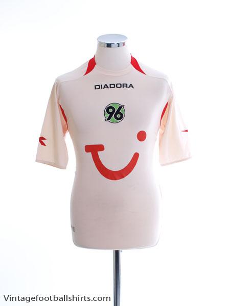 2006-07 Hannover 96 Away Shirt M