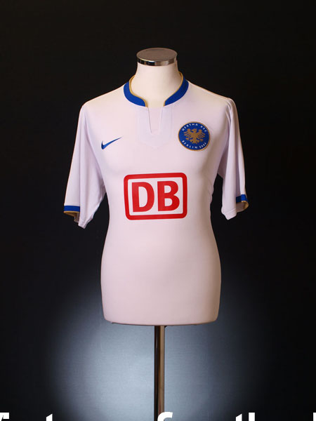 2006-07 Hertha Berlin Home Shirt L