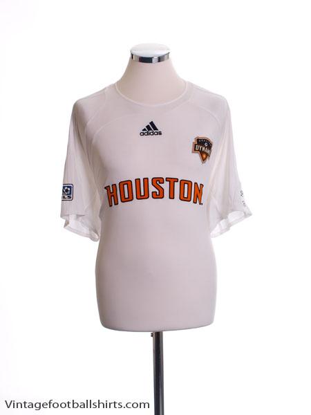 2006-07 Houston Dynamo Away Shirt *BNWT* L