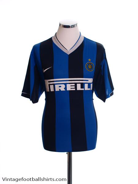 2006-07 Inter Milan Home Shirt L