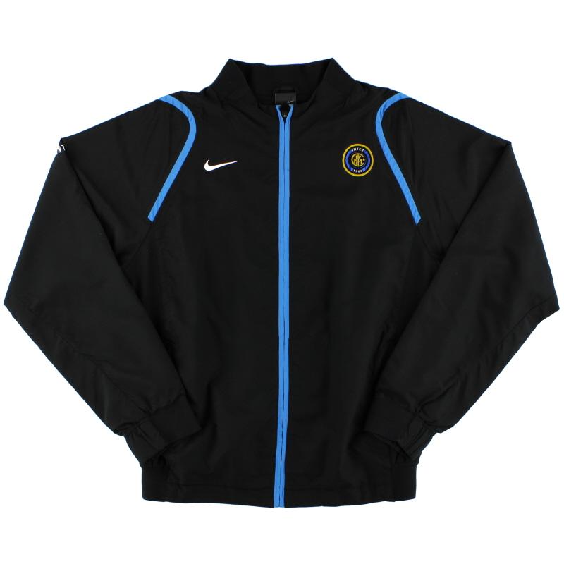 2006-07 Inter Milan Nike Track Jacket *Mint* M