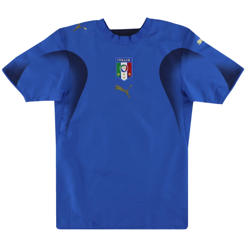 2006-07 Italy Puma Home Shirt XS