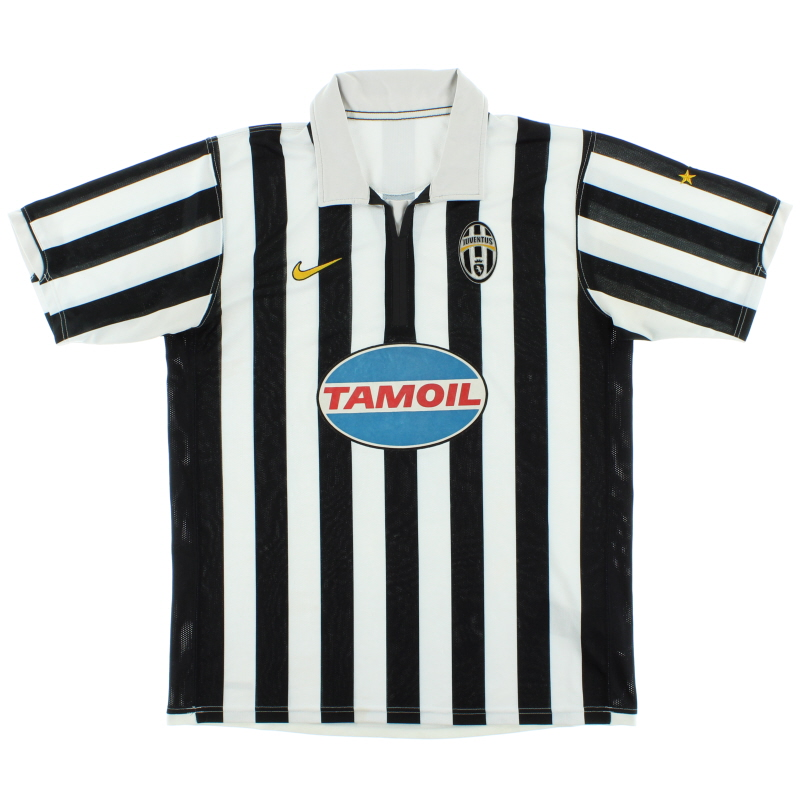 2006-07 Juventus Home Shirt L - 147188