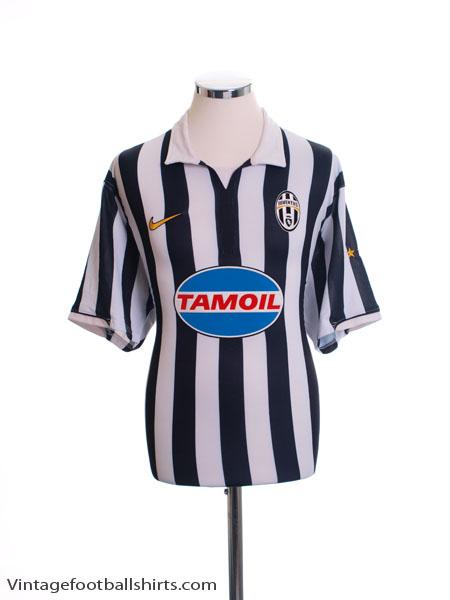 2006-07 Juventus Home Shirt *Mint* XL