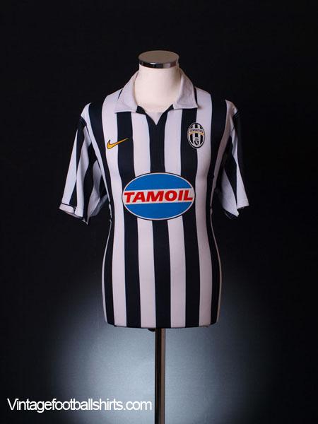 2006-07 Juventus Home Shirt *Mint* XXL