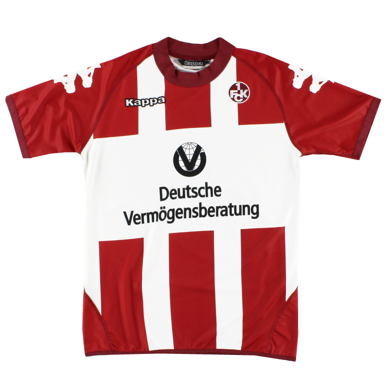 2006-07 Kaiserslautern Home Shirt L