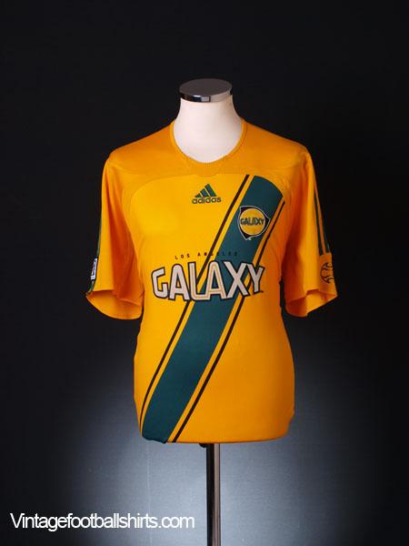 2006-07 LA Galaxy Home Shirt L