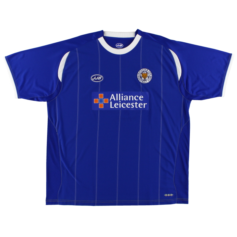 2006-07 Leicester Home Shirt *Mint* XXL