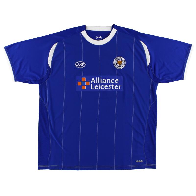 2006-07 Leicester JJB Home Shirt XL