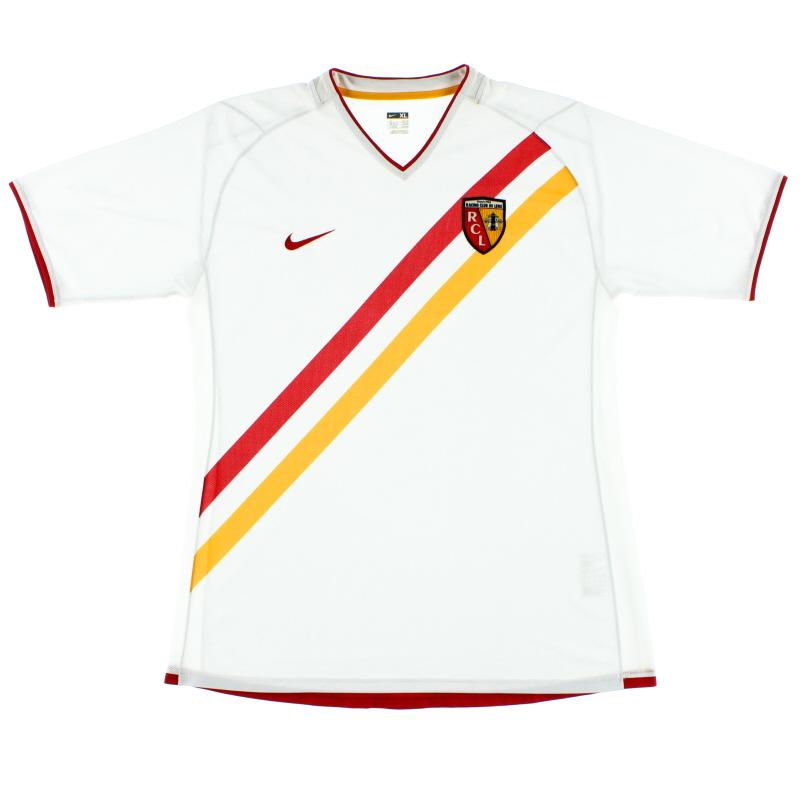 2006-07 Lens Player Issue Centenary Away Shirt XL