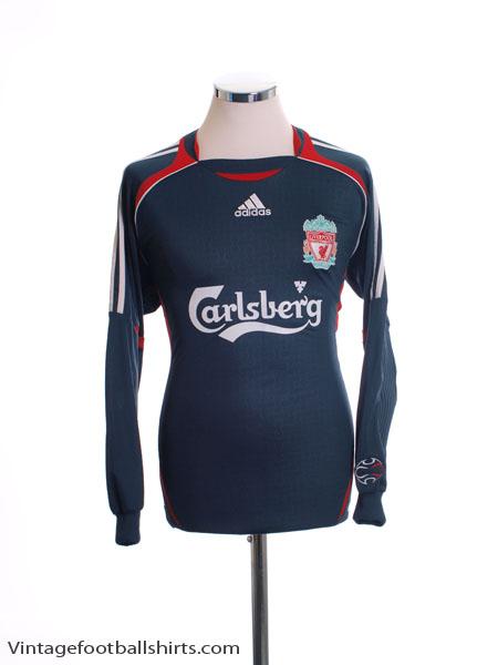 2006-07 Liverpool Goalkeeper Shirt S