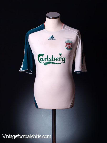 2006-07 Liverpool Third Shirt L.Boys