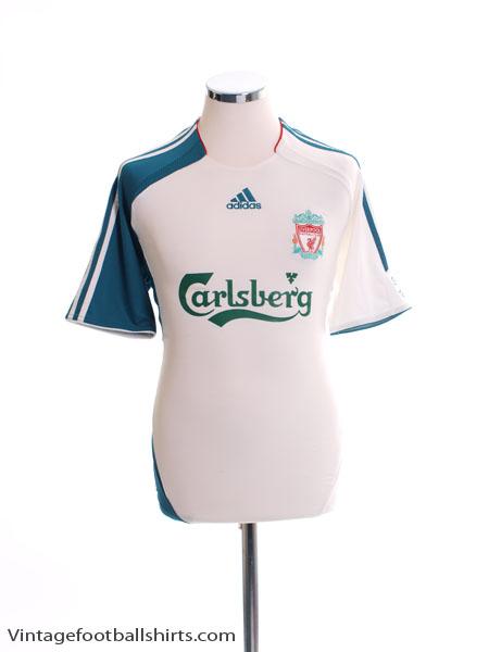 2006-07 Liverpool Third Shirt M