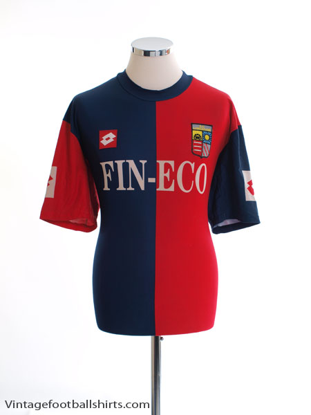 2006-07 Lumezzane Home Shirt L