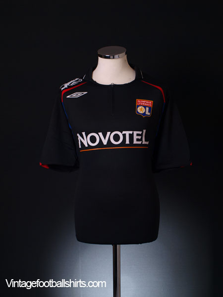 2006-07 Lyon European Shirt *BNIB* XL