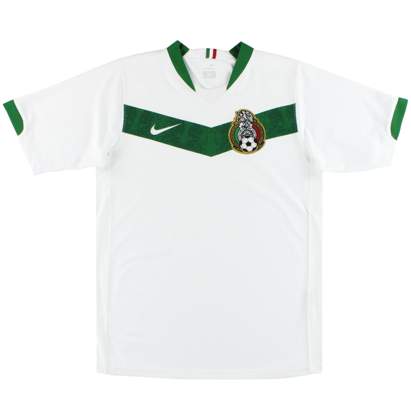 2006-07 Mexico Nike Away Shirt *Mint* S - 103883