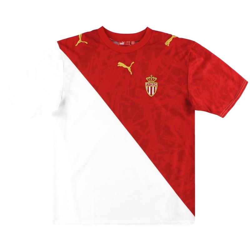 2006-07 Monaco Puma Home Shirt S