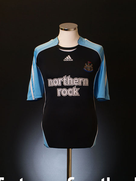 2006-07 Newcastle Third Shirt M