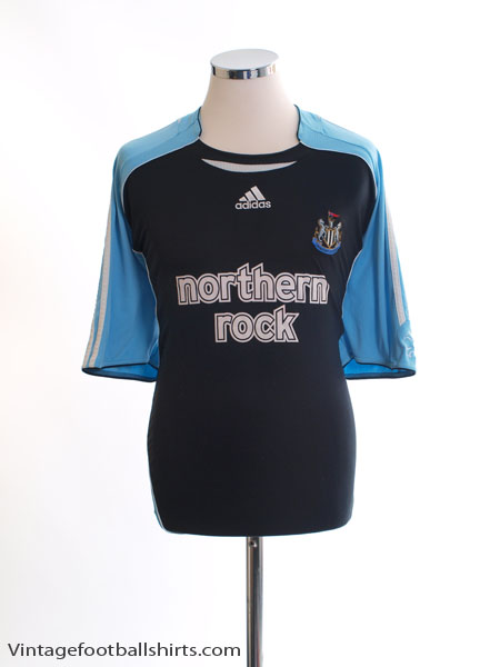 2006-07 Newcastle Third Shirt XL - 060802