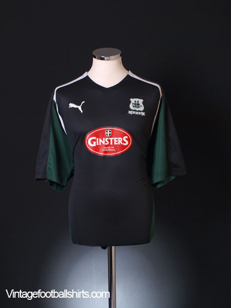2006-07 Plymouth Away Shirt XL