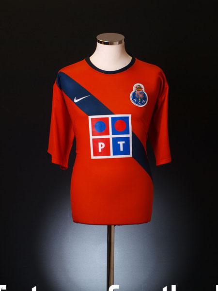2006-07 Porto Away Shirt XXL