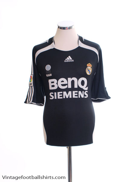 d8458195d 2006-07 Real Madrid Away Shirt M for sale