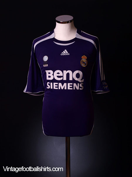 6f38d6524 2006-07 Real Madrid Third Shirt v.Nistelrooy  17 M for sale