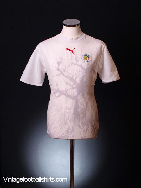 2006-07 Senegal Home Shirt S