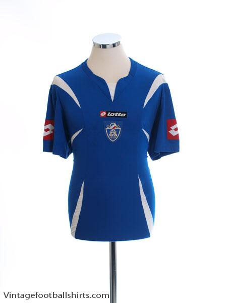 2006-07 Serbia & Montenegro Home Shirt XL