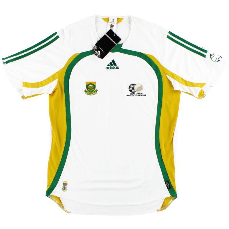 2006-07 South Africa adidas Away Shirt *w/tags* M - 477119