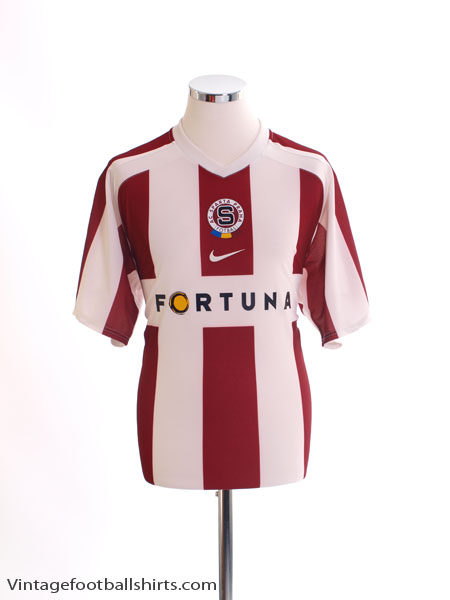 2006-07 Sparta Prague Away Shirt XS