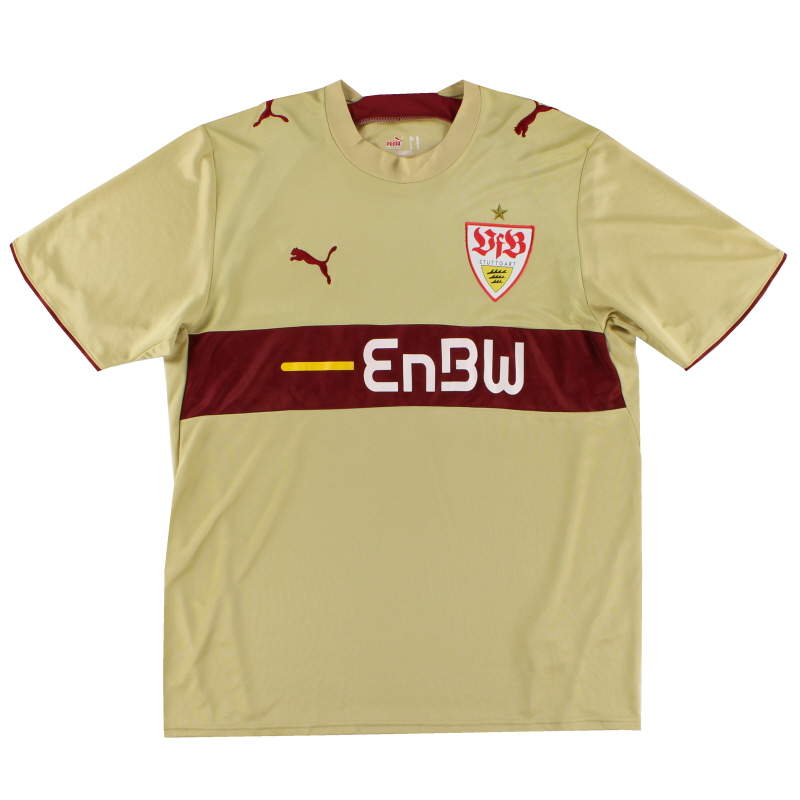 2006-07 Stuttgart Third Shirt XL - 732525