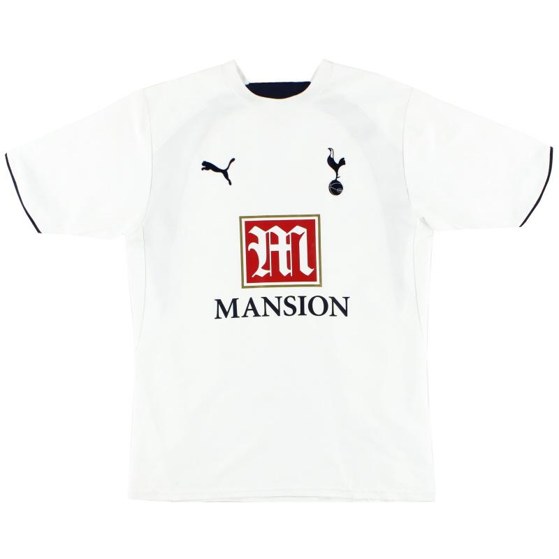 2006-07 Tottenham Puma Home Shirt Y - 732653
