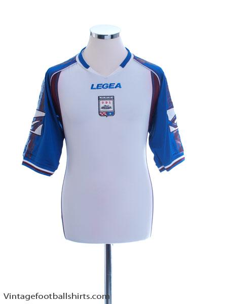 2006-07 UD Leiria Away Shirt *BNWT* L