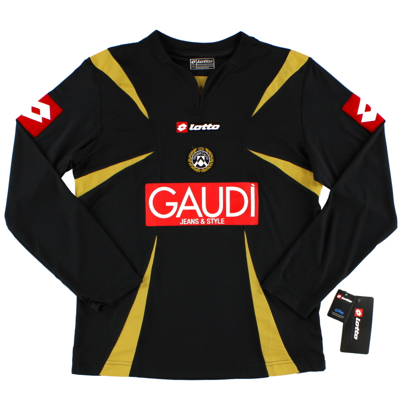 2006-07 Udinese Away Shirt *BNIB* L/S  XL
