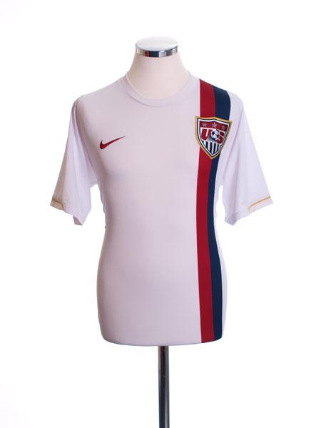 2006-07 USA Home Shirt L
