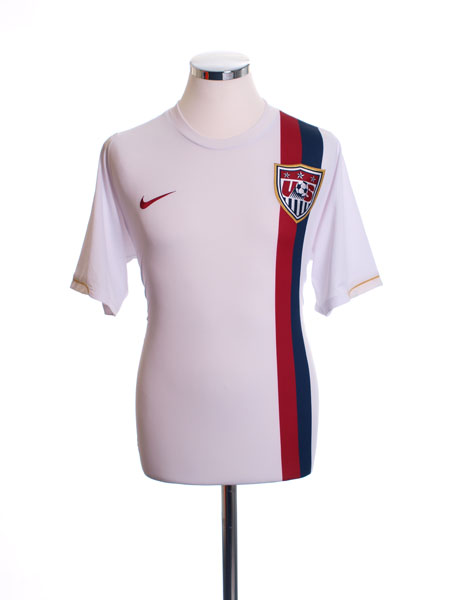 2006-07 USA Home Shirt M