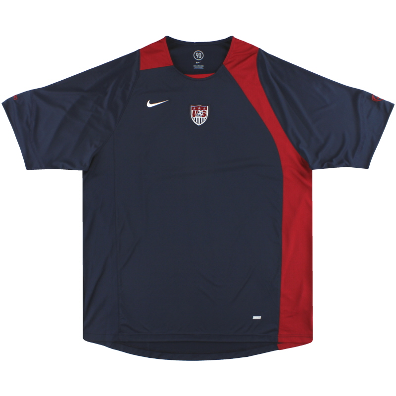 2006-07 USA Nike Training Shirt *Mint* XXL - 194072