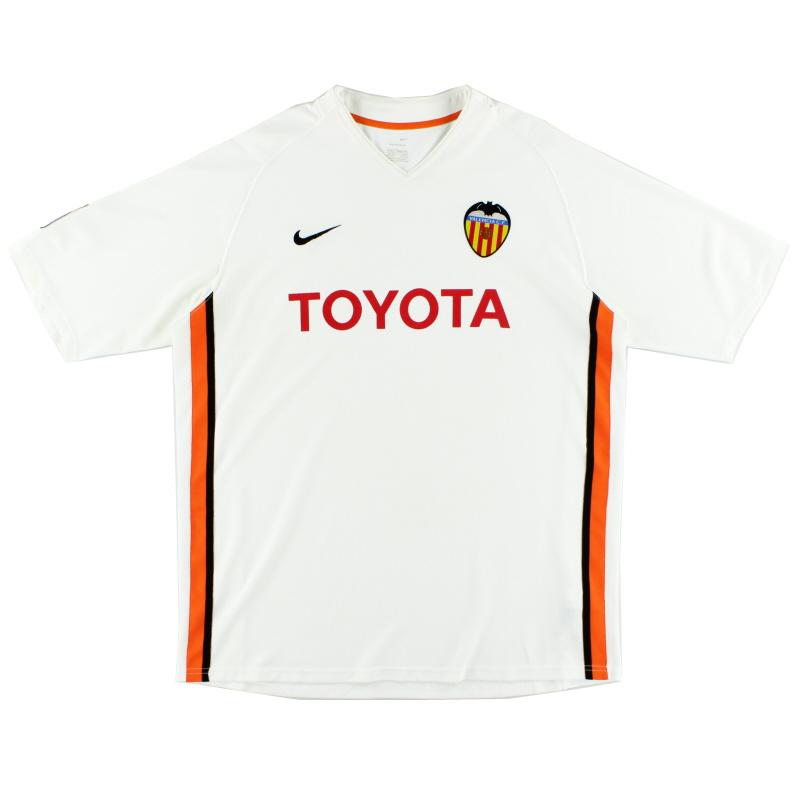 2006-07 Valencia Home Shirt *w/tags* XL