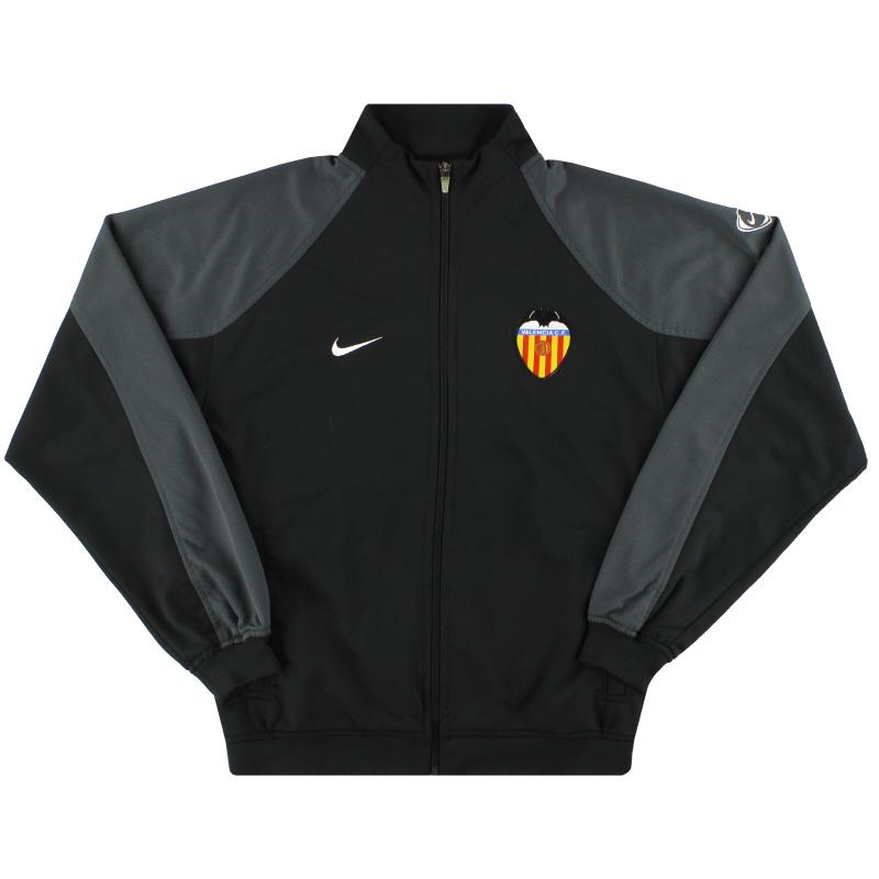 2006-07 Valencia Nike Track Jacket S - 112619