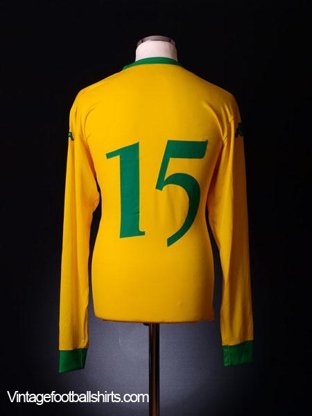 2006-07 Wales Player Spec Away Shirt + Shorts #15 *BNWT* XL