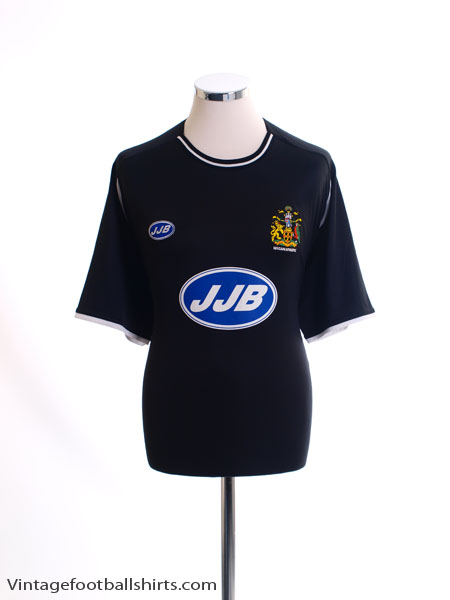 2006-07 Wigan Away Shirt XL