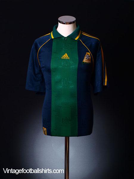 2006-08 Australia Home Shirt XXL
