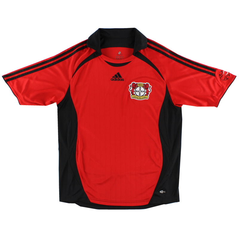 2006-08 Bayer Leverkusen Home Shirt S - 558024