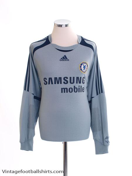 2006-08 Chelsea Goalkeeper Shirt L