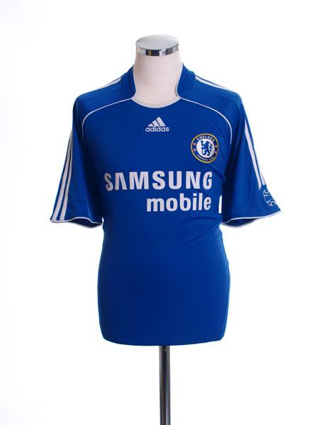 2006-08 Chelsea Home Shirt *BNWT* L