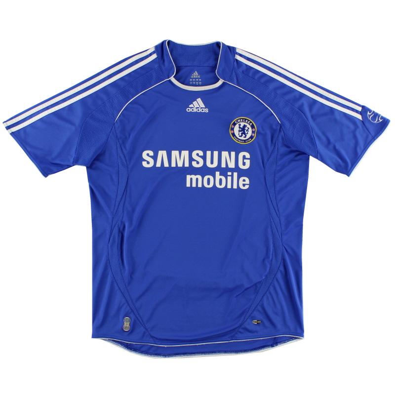 2006-08 Chelsea Home Shirt XL - 061230