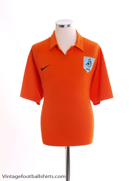 2006-08 Holland Home Shirt XXL