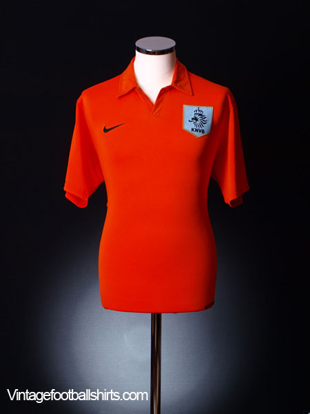 2006-08 Holland Home Shirt S