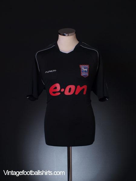 2006-08 Ipswich Third Shirt L